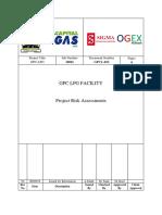 GPCL-023 Project Risk Assessments    rev.0