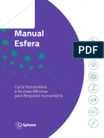 Sphere Handbook 2018 manual esfera