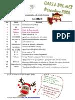 Carta del mes de desembre de 2020