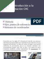 Tema 3 Introduccion a la programacion CNC