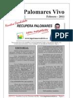 Boletín Febrero 2011 - IU Palomares del Río