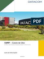 Guia de Aplicação - SNMP Casos de Uso