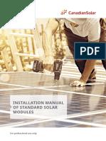 manual instalação canadian modulos