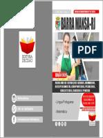 BARRA MANSA-RJ 2020 - AUXILIAR DE SERVIÇOS GERAIS, ARMADOR, RECEPCIONISTA E ETC