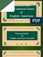 Characteristics and common genre of English-American Period.pptx