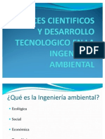 AVANCES CIENTIFICOS Y DESARROLLO TECNOLOGICO EN LA INGENIERIA