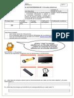 Guía de Ciencias - Circuitos eléctricos