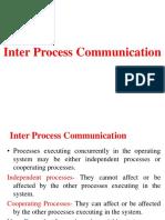 3. Inter-Process Communication