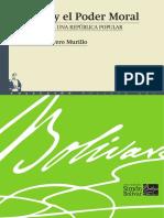 Bolívar y el Poder Moral PORTADA ORIGINAL