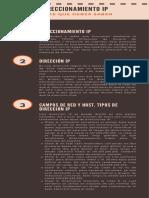 Infogradía.mxercial de presentación empresarial de diapositivas marrón