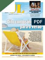 Jornal de Letras - Nº 1301 (12 a 25 Agosto 2020)