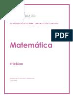 Fichas Pedagógicas-4o Básico-Matemática.pdf