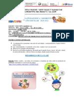 PLANIFICACION 5TO A DEL 16 AL 20-11-2020