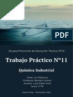 TP11 Química Industrial