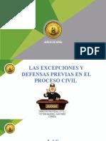 14.- EXCEPCIONES Y DEFENSAS PREVIAS.pptx