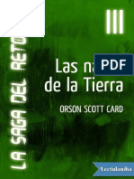 Las naves de la Tierra - Orson Scott Card