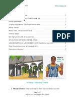 Presentation en Langue Bamileke-Nufi Fe'Efe'e; How to introduce yourself in Bamileke-Fe'efe'e Language