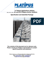 Platipus Anchors - Sheet Pile Tieback Specifications and Submittal Package.pdf