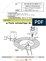 Devoir de synthèse N°1 - Génie électrique Poste automatique de perçage- 3ème Technique (2011-2012) Mr raouafi abdallah (4)