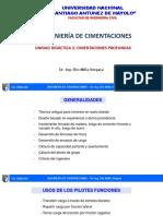 Presentación UD3 Cimentaciones Profundas