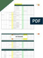 Subdivisión de procesos ante el riesgo de exposición al COVID-19 - Huancayo
