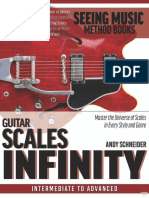 Guitar Scales Infinity - Andy Schneider