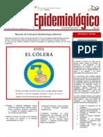 Boletin Epidemiologico Nro 4 2011