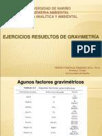 ejercicios resueltos de gravimetria (1)