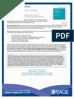 Essential Study Skills, 3e flyer (1)