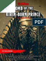 DMDave Adventure Tomb of the Kirin Born Prince (7th Level).pdf