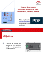 Control de procesos por PLC