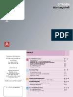 Citroen Wartungsheft Xsara Picasso Cs9006-2_de