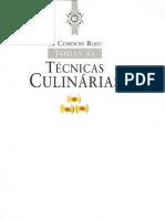 Gastronomia Le Cordon Bleu Tecnicas p