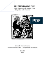 Un Subsidio Franciscano de Justicia, Paz y Integridad de la Creación