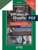 Cabrera - Cine. 100 años de filosofía. Una introducción a la filosofía.pdf