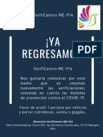 VerifiCentro 1 ME-914