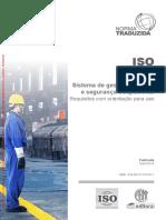 NBR ISO 45001 - Sistemas de gestão de saúde e segurançaocupacional.pdf