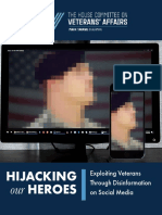 Hijacking Our Heroes report