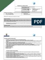 Planificador de Unidad DECIMO TERCER TRIMESTRE 2019