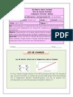 Guia Informativa y de Ejercitación (Ley de Charles)