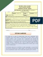 Guía Informativa y de Ejercitación (Propiedades o Variables de los Gases)