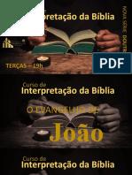 Curso de Interpretação Bíblica - Módulo 3