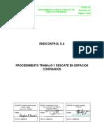 P-SGI-14 TRABAJO Y RESCATE EN ESPACIOS CONFINADOS1