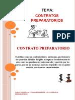 DIAPOSITIVA 5 - CONTRATOS PREPARATORIOS