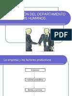 3.- Organización del depto de recursos humanos.pdf