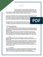 ENSAYO DE DIVISAS Y LA EVOLUCIÓN DEL PROCESO DE COMPRAS