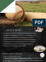 Parcial 3 Beisbol