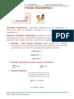 5TO A SEC identidades y ecuaciones trigonomtricas