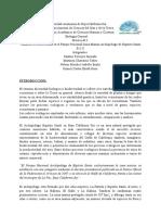 Análisis de la diversidad en el Parque Nacional Zona Marina Archipiélago de Espíritu Santo B.C.S