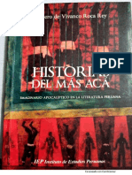 Historias del màs acá de Lucero de Vivanco Roca Rey
